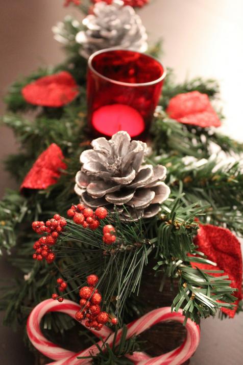 Les décorations de Noël aux USA